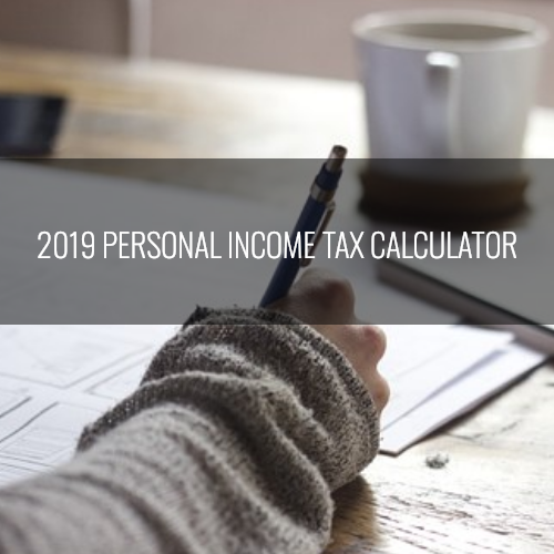 2019 Tax Calculator – 4 Corner Financial