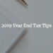 2019 Tax Tips for Employees