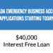 Applications for the Canada Emergency Business Account starts TODAY!